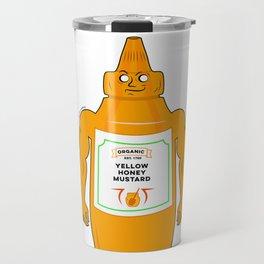 Mustard Man Travel Mug