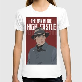 John Smith of The Man in the High Castle T-shirt