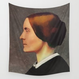 Susan B. Anthony, Suffragette Wall Tapestry