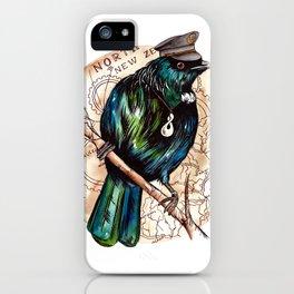 The Traveler iPhone Case