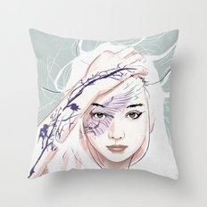 awake Throw Pillow