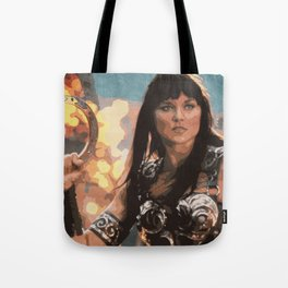 Xena Tote Bag