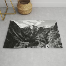 Paradise Valley, Kings River Canyon Rug