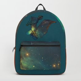 Cosmic Flowers - Calla Backpack