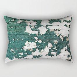 In Green Rectangular Pillow