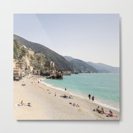 Monterosso, Italy Metal Print