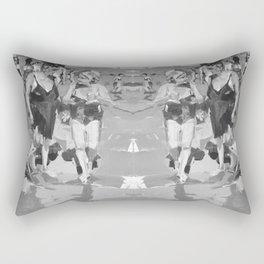 mitochondria Rectangular Pillow