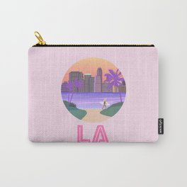 Los Angeles City Art Carry-All Pouch