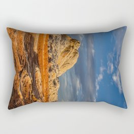 White Pocket, Vermilion Cliffs - I Rectangular Pillow