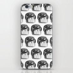 Minifigure Pattern iPhone & iPod Skin