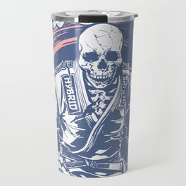 Jiu jitsu Horror Fighter Travel Mug