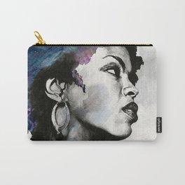 Miseducation: Lauryn Hill tribute portrait Carry-All Pouch