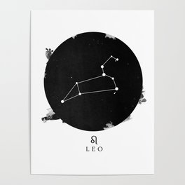 Leo Poster