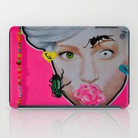 artrave iPad Cases featuring artRAVE by Sabino Martinez