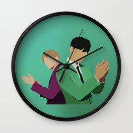 Meanie - Clap Wall Clock