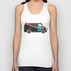 The Mess Up At The Body Shop Unisex Tank Top