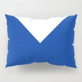 Alpha Flag Pillow Sham