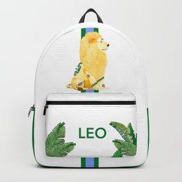 Lion Beijing Backpack