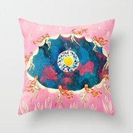 Iele Throw Pillow