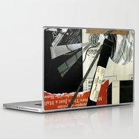record Laptop & iPad Skins featuring Record by Alyssa Bascom
