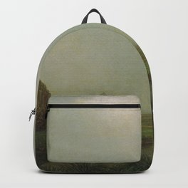 Martin Johnson Heade - Jersey Marshes Backpack