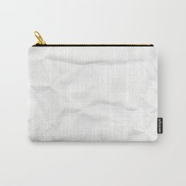 Paper, fold Carry-All Pouch