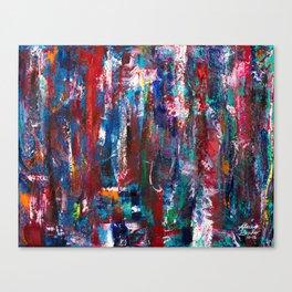 """Figure Me Out"" Canvas Print"