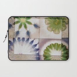 Doleritic Actuality Flower  ID:16165-074049-84781 Laptop Sleeve