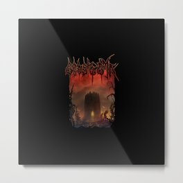 The Die is Cast - Artwork 2 Metal Print