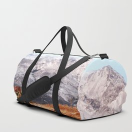 Lost In Iceland Duffle Bag