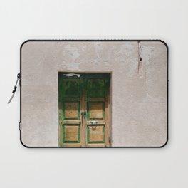 Bolivia door 3 Laptop Sleeve