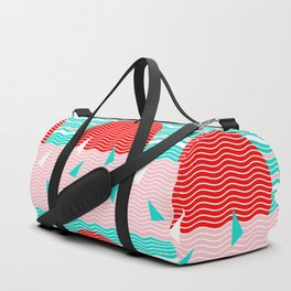 Hello Ocean Summer Dreams Duffle Bag
