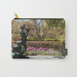 Conservatory Garden Carry-All Pouch