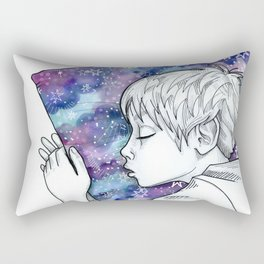 Starchild Rectangular Pillow