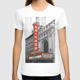 Chicago Theater T-shirt