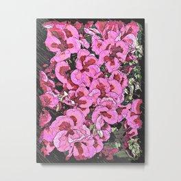 FLOWERS BY I.K.IOSIFELLI Metal Print