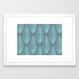 Sunny Tropics 4 Framed Art Print