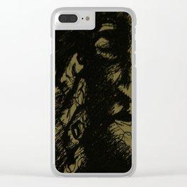 Buscando tu luz Clear iPhone Case