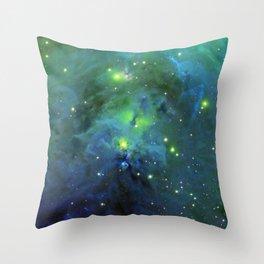 Orion Molecular Cloud Throw Pillow