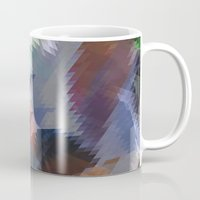 final fantasy Mugs featuring Final Fantasy by Miss Cooper