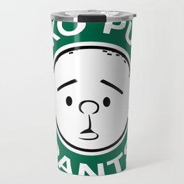 Pilko Pump Pants - Karl Pilkington Starbucks Travel Mug