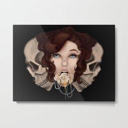 Milk & Honey Metal Print