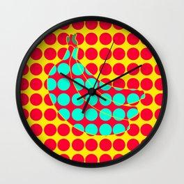 BANANA NO.3 Wall Clock