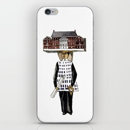 Architect of New York iPhone Skin