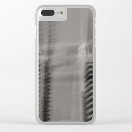 Growth. 130_22 Clear iPhone Case