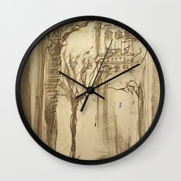 Clocktower Wall Clock