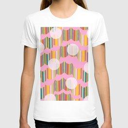 New Wavey Pink Polka T-shirt