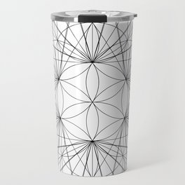 Seed cube rewrite Travel Mug