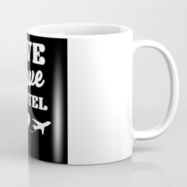 Live, Love, Travel Coffee Mug
