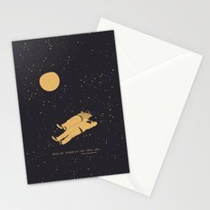 Tomar luna Stationery Cards